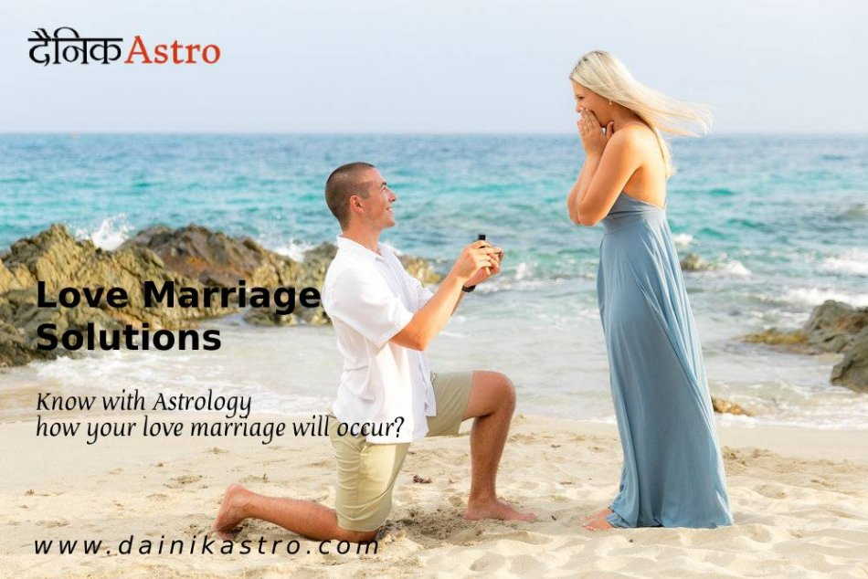 When do Love Marriage occur in your Horoscope, Know with Astrology
